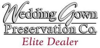 wedding gown preservation elite dealer