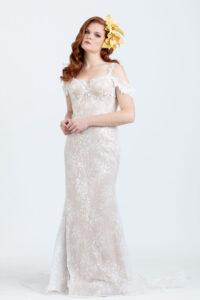 Fit & Flare Wedding Dresses