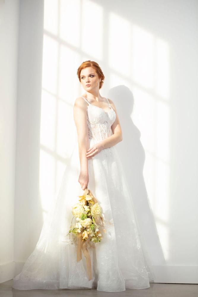 Boho wedding dresses westchester