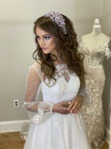 boho wedding dresses New York