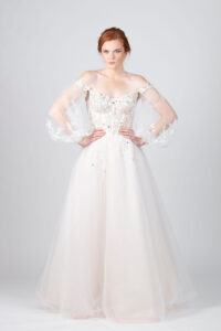 2021 wedding dresses with long sleeves