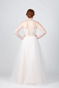 corset back wedding dresses