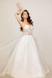 illusion 2021 wedding dresses