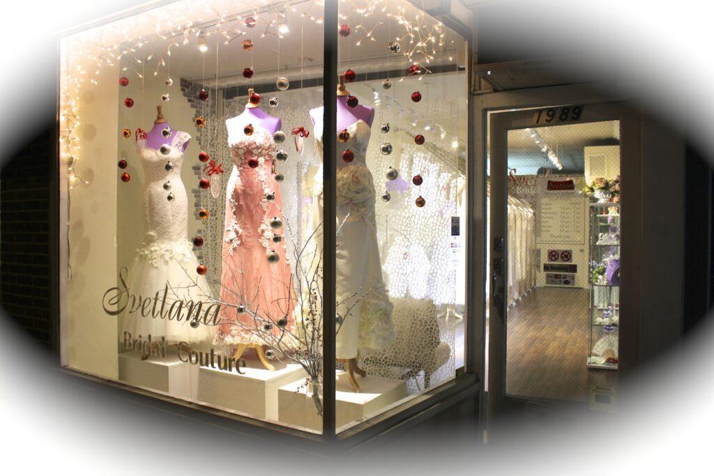 Svetlana Bridal Couture Salon