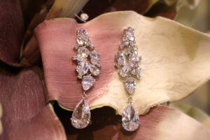 Svetlana Bridal Couture earrings
