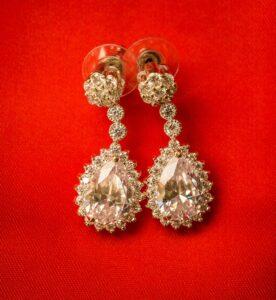 Svetlana Bridal earrings