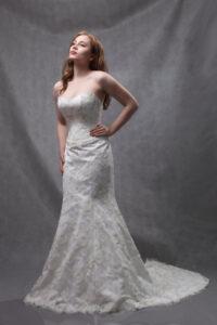 mermaid wedding dress Svetlana Bridal