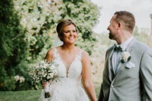 custom wedding dress Svetlana Bridal