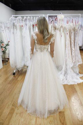 lace wedding dresses 2021