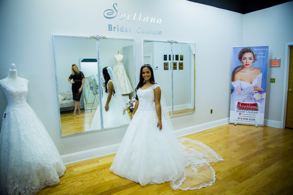 make appointment svetlana bridal