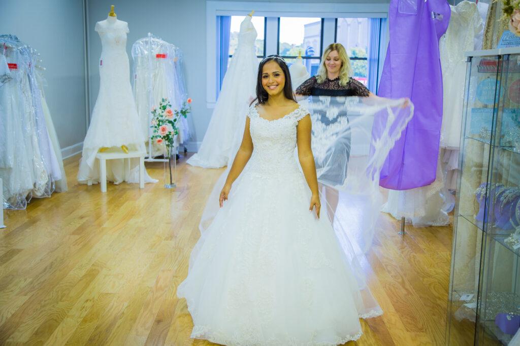 westchester bridal shop